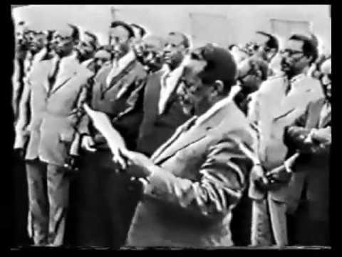 Colonel Mengistu Last Year In Power,1990 English Documentary