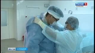 В республиканской больнице выполняются сложнейшие операции