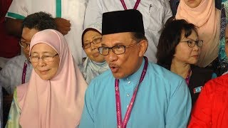 Anwar: PH leadership supports my return to Parliament, PD election won't be easy