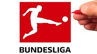 How to Draw the BUNDESLIGA Logo