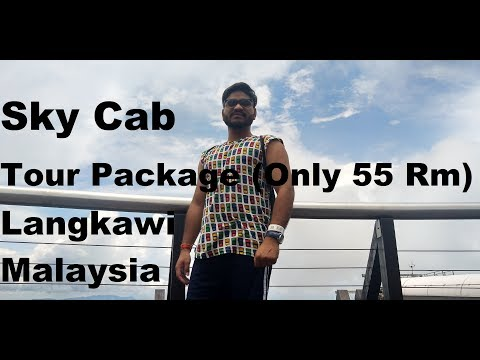 Malaysia Langkawi Sky Bridge & Cable Car Full Tour Guide | Sky Bridge | Langkawi Sky Bridge Ticket