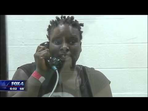 Ft. Worth murder suspect walks out of FOX 4 interview