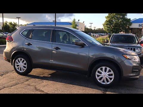 2018 Nissan Rogue Schaumburg, Arlington Heights, Hoffman Estates, Des Plaines, Palatine, IL 92003A