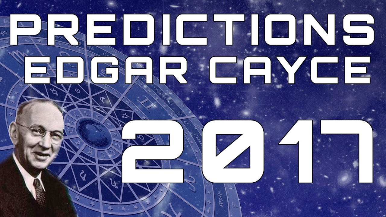 Edgar Cayce Predictions For YouTube - Edgar cayce future us map