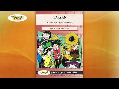 Tarzan - Young Band - Collins - Kouwenhoven - Tierolff