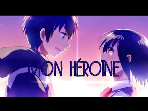 Nightcore - Mon heroïne  Frero Delavega   +