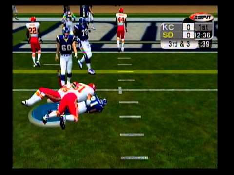 THE TRUE XBOX ONE featuring ESPN NFL 2K5  YouTube