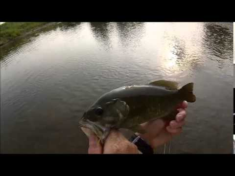 Fly Fishing Big Walnut Creek