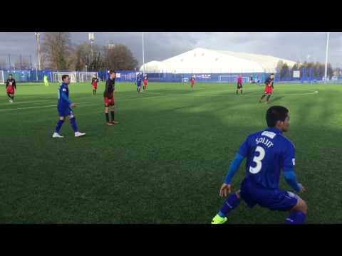 Leicester City Thailand Academy vs Henley College Coventry Academy