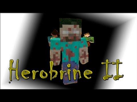 Minecraft horror movie: The history of Herobrine II