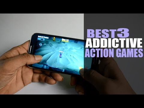 Best 3 Android Action Games Under 100 MB
