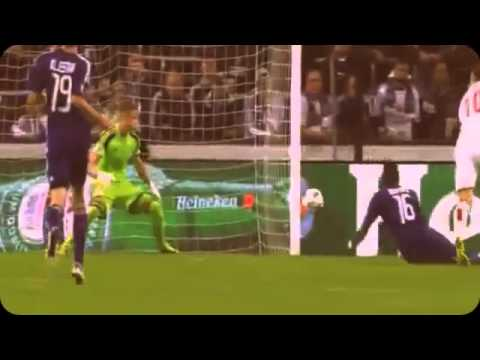 Anderlecht vs PSG 0-5 All Goals & Highlights HD 23.10.2013