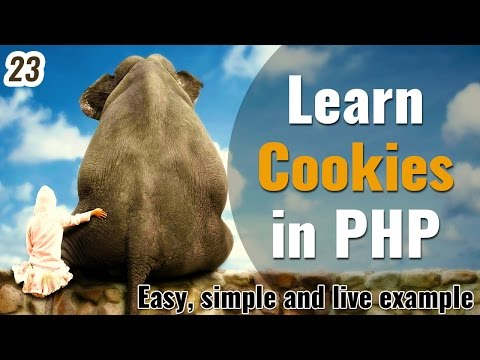 What are Cookies in PHP | Learn Cookies | Learn PHP in Hindi/ Urdu
