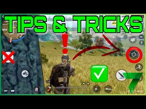Rules of Survival Tips and Tricks!