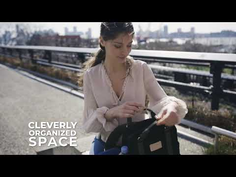 Nordace Eclat Smart Backpack NYC Video