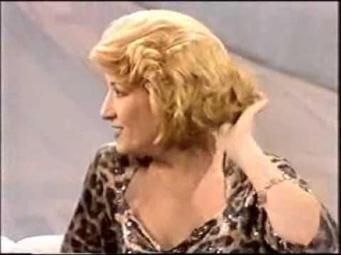 Val Lehman & Amanda Muggleton on Wogan 1990