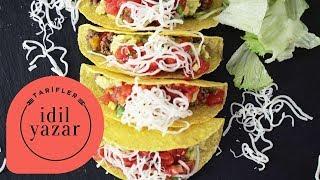 Taco Tarifi İdil Yazar Yemek Tarifleri