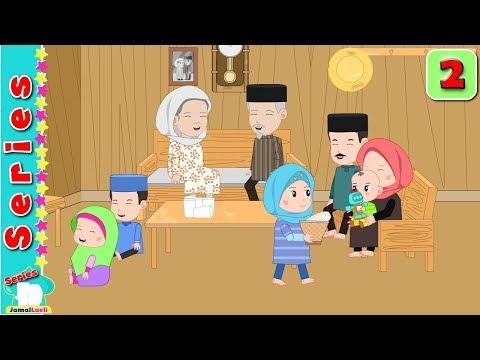 Jamal Laeli Series Eps 2- Berkunjung Kerumah Kakek  - Anak Islam-Bersama Jamal Laeli