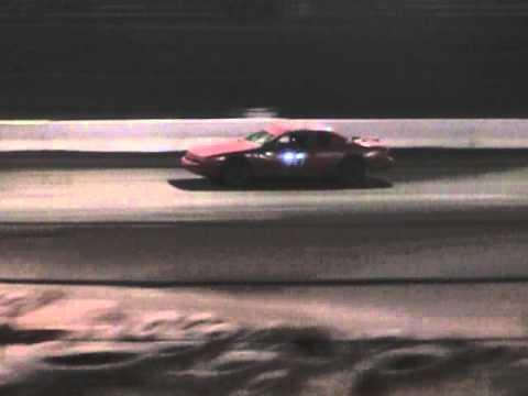 #90 Josh Cochran Pure Stock Ford Thunderbird Barona Speedway 7-5-2014