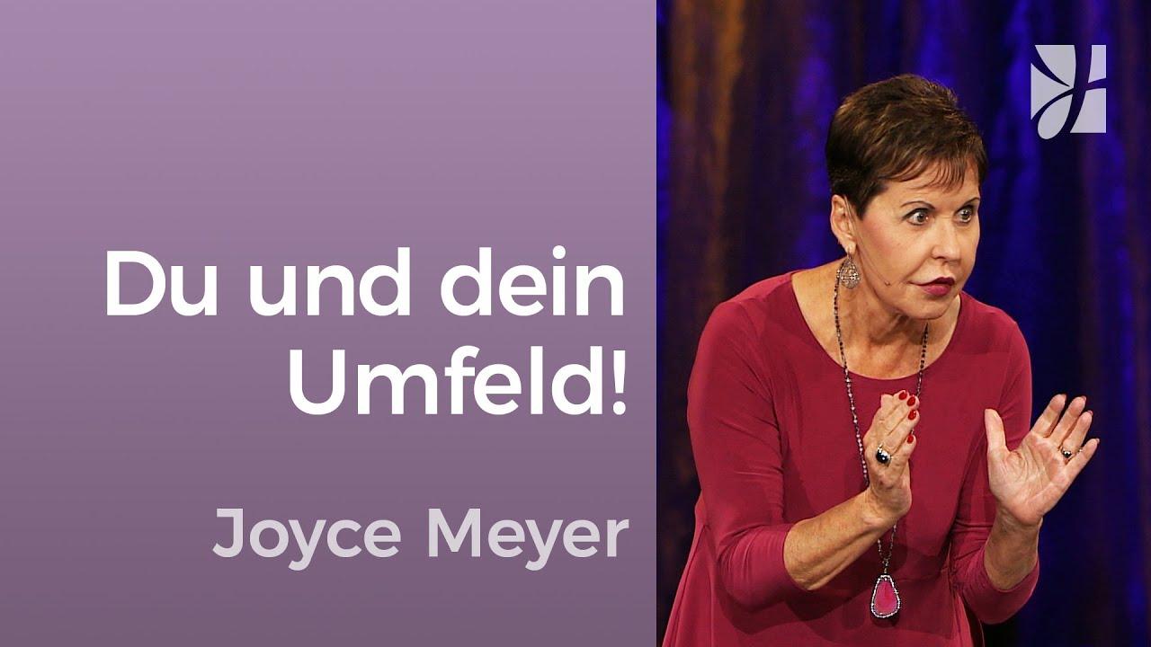 Du und dein Umfeld! – die Bibel Kolosser 4 – Joyce Meyer – Beziehungen gelingen lassen