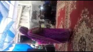 Aunty dance at Aunty police bula legi...Very Funny lol