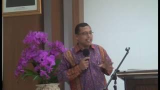 Kamu Harus Saling Mengasihi oleh Pdt Pardomuan M.Fil