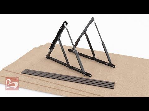 Lifting mechanism - Furniture Videnov
