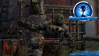 Middle Earth: Shadow of Mordor - Black Celebration Trophy / Achievement Guide