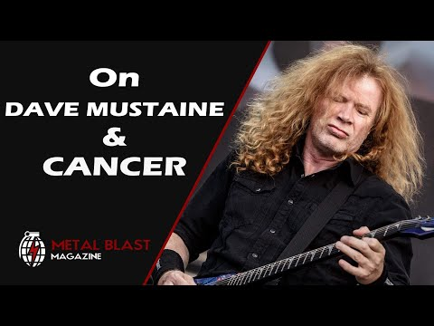 What WE can do about Dave Mustaine's Cancer