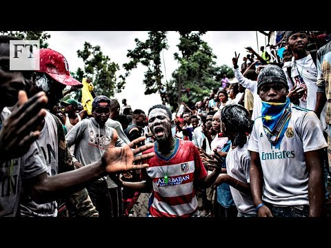 Voting data in Congo points to mass fraud