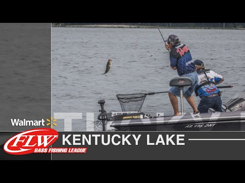 2015 FLW TV | BFL All-American | Kentucky Lake
