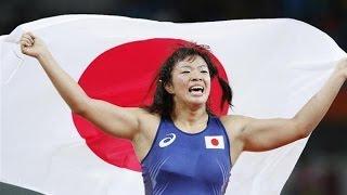 川井梨紗子が「金」 決勝でベラルーシ選手に勝利 女子63キロ級