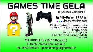 Games Time Gela - Spot