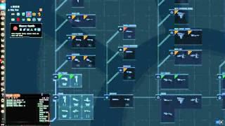 Eve Beginner Tutorials - Ship Tree Overview