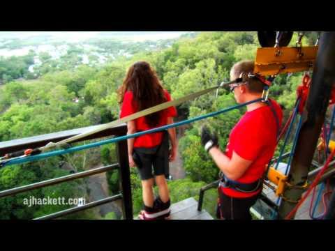 AJ Hackett Cairns - 16 Style Jump Menu