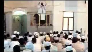 محمد سيد حاج آخر خطبة جمعة.flv