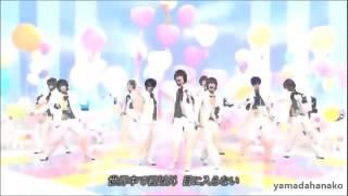 Hey!Say!JUMPの新曲でーす!