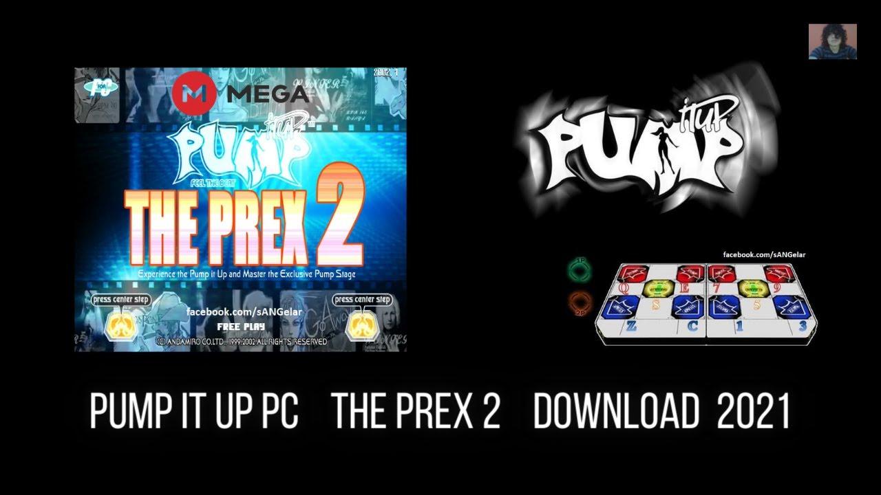 pump it up prex 3 para pc
