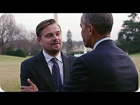BEFORE THE FLOOD Trailer (2016) Leonardo DiCaprio Climate Change Documentary