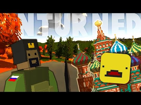 Moscow Or Bust ⭐ Unturned Zombie Survival