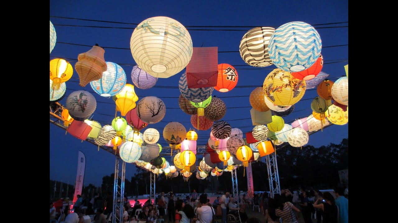 Enlightone: Enlighten Festival & Noodle Market 2015, Canberra City ACT