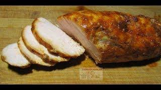 Куриное филе запечённое в духовке
