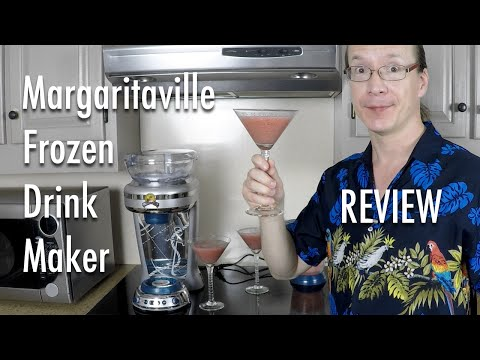 Review: Margaritaville Key West Frozen Concoction Maker