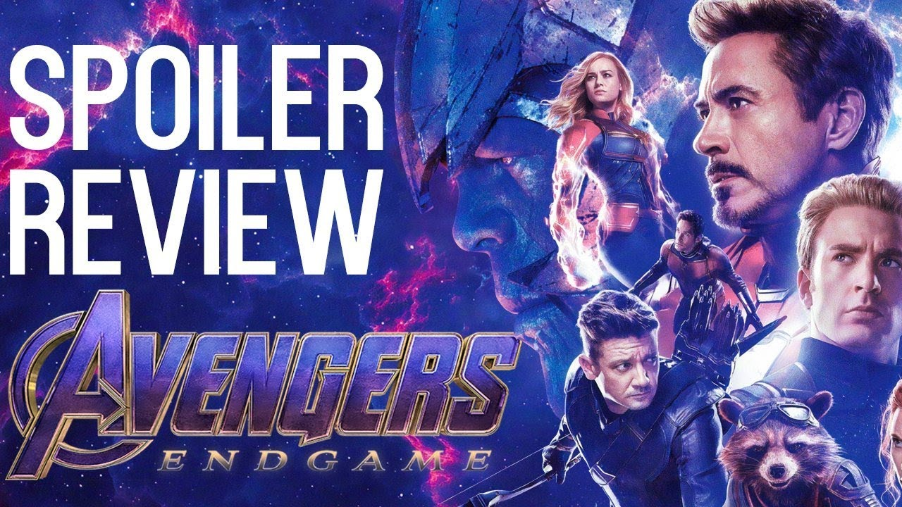 Download Avengers: Endgame Review [SPOILERS], featuring Ben Pearson from Slashfilm.com