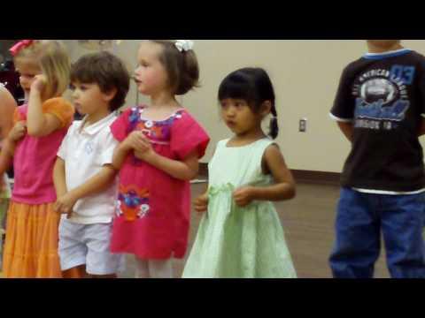 Izzie's School Show - 1,2,3 Jesus Loves Me