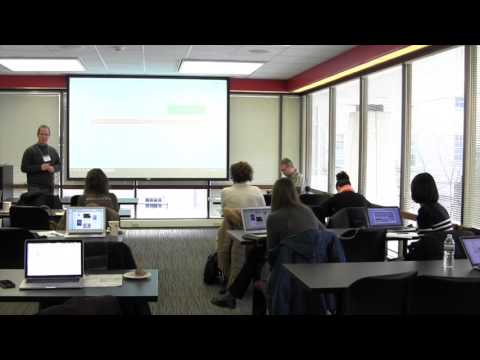 Online Platforms for Language Learning with Andrew Irving (Feb 12, 2016)
