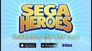 Sega Heroes Official Launch Trailer
