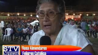 visita de Salvador Gomez a Somotillo
