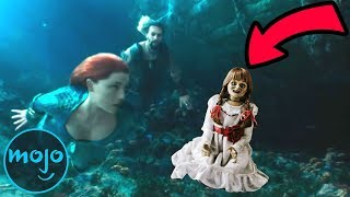 Top 10 Things You Missed in Aquaman (2018)