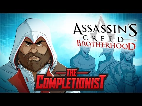 Assassins Creed Brotherhood | The Completionist